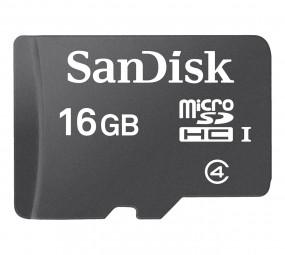 SanDisk microSDHC Card 16 GB, Speicherkarte