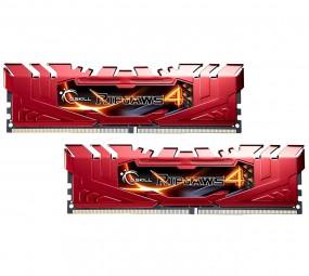 G.Skill DIMM 288-Pin 16 GB DDR4-2666 Ripjaws 4 Kit, RAM