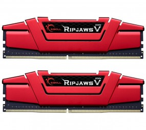 G.Skill DIMM 288-Pin 16 GB DDR4-3000 Ripjaws V Kit, RAM
