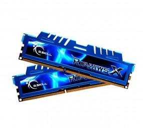 G.Skill DIMM 16 GB DDR3-2400 RipjawsX-Serie Kit, RAM