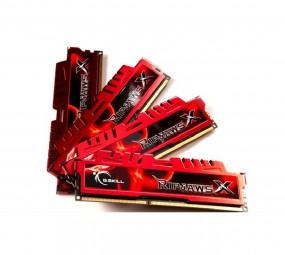 G.Skill DIMM 32 GB DDR3-1600 RipjawsX-Serie Quad-Kit