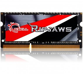 G.Skill SO-DIMM 4 GB DDR3-1600 Ripjaws, RAM
