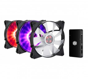 Cooler Master MasterFan Pro 140 Air Flow RGB 3 in 1 mit RGB