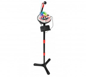 VTech Kidi Super Star Lightshow, Mikrofon mit Karaoke-Funktion