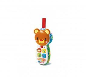 Vtech Baby - Bärchenfon, Spielzeugtelefon