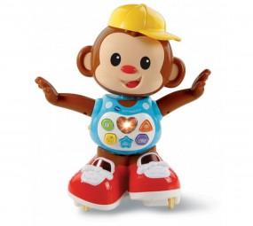 VTech Baby - Lustiges Tanzäffchen, Motorikspielzeug