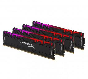 Kingston HyperX DIMM 32 GB DDR4-3200 Predator RGB Quad-Kit