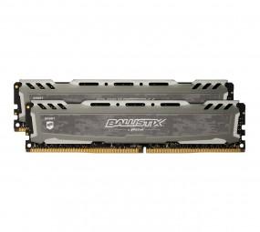 Ballistix Sport LT DIMM 32 GB DDR4-2666 Kit, Arbeitsspeich