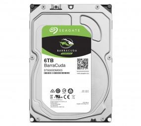 Seagate ST6000DM003 BarraCuda 6 TB SATA/600, Festplatte