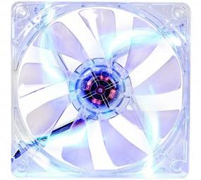 Thermaltake Pure 12 LED Blue 120x120x25, Gehäuselüfter