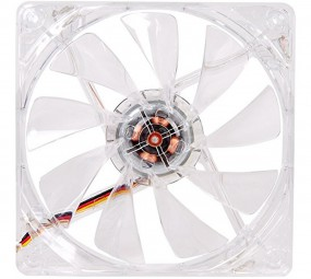 Thermaltake Pure 12 LED White 120x120x25, Gehäuselüfter
