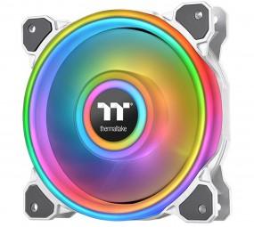 Thermaltake Riing Quad 14 RGB Radiator Fan TT Premium Edition Single Fan(weiß)