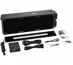 Thermaltake Pacific CL360 Plus RGB, Radiator (schwarz)
