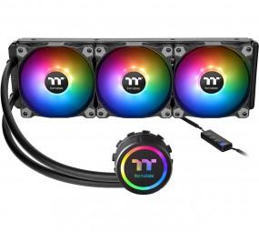 Thermaltake Water 3.0 360 ARGB Sync, Wasserkühlung (schwarz, RGB beleuchtet)