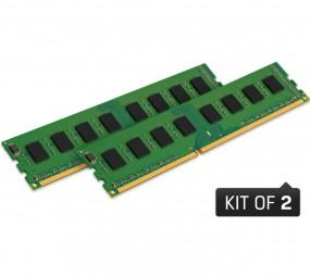 Kingston ValueRAM DIMM 8 GB DDR4-2400 Single Rank Kit, RAM