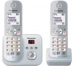Panasonic KX-TG6822 Duo DECT, GAP Schnurloses Telefon analog