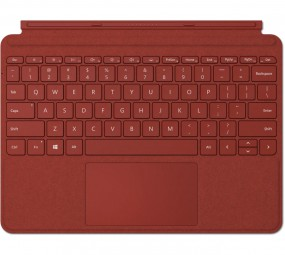 Microsoft Surface Go Type Cover (rot,für Surface Go 2 und Surface Go)