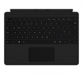 Microsoft Surface Pro X Keyboard für Surface Pro X (schwarz)