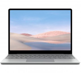 Microsoft Surface Laptop Go TNV-00038, Notebook (silbe,Windows 10 Pro,128GB, i5)