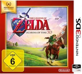 Nintendo The Legend of Zelda: Ocarina of Time, Nintendo 3DS-Spiel