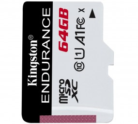 Kingston High Endurance 64 GB microSDXC, Speicherkarte