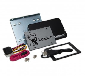 Kingston UV500 480 GB SUV500B/480G Upgrade-Bundle, SSD