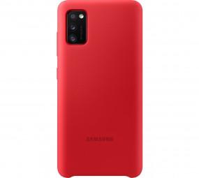 Samsung Silicone Cover EF-PA415TREGEU für Samsung Galaxy A41, Hülle