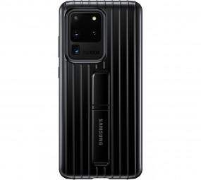 Samsung Protective Standing Cover EF-RG988CBEGEU Galaxy S20 Ultra, (schwarz)