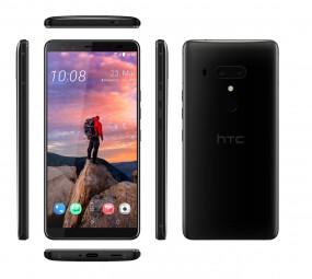 HTC U12+ 64GB DUAL-Sim, Smartphone (schwarz)